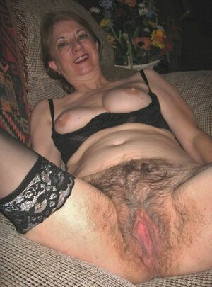 hairy pussy granny anal