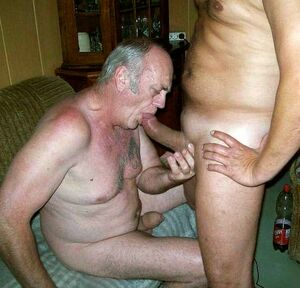 naked mature men
