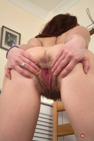 hairy milf asshole