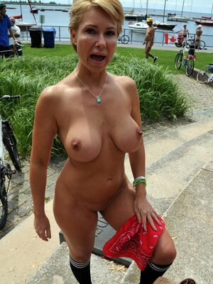 nudist resort milf