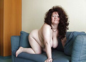 fat mature nude