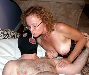 mom son cum in mouth