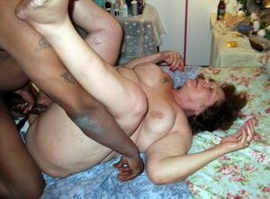 mature interracial fucking