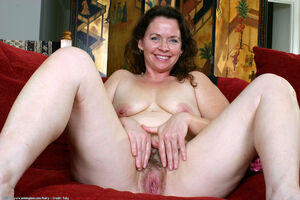 hairy milf creampies