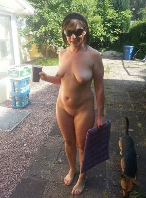 cougar exhibitionist