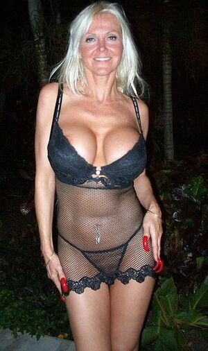 hot milf topless