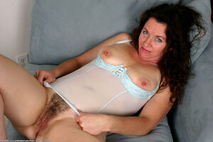 hairy saggy mature