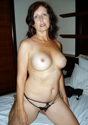 older milf naked