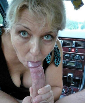 hot horny older woman