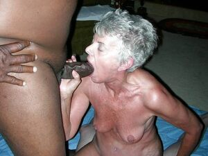 mature wife giving blowjob