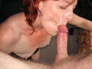 real mom gives son blowjob